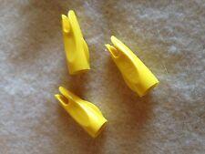 Bohning classique encoches 11/32 jaune, paquet de 100