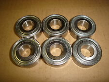 DECK SPINDLE BEARINGS NEW SET for John Deere 300 314 316 317 318 212 214 216