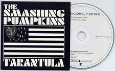 Smashing Pumpkins Tarantula 2007 Uk 1-trk promo Cd card sleeve