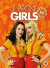 2 Broke Girls: The Complete Series 1-6 (DVD, 2017, 17 Discs Set)
