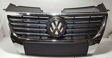 VW PASSAT B6 2005-2010 FRONT CHROME RADIATOR GRILL BRAND NEW