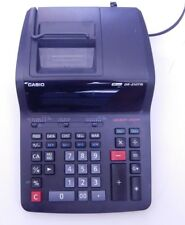 Casio Dr-210Tm Printing Calculator Working No Paper R15425