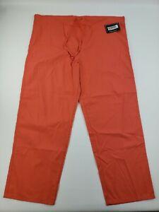 "NEW Dickies Peach Scrub Pants Size XL   Drawstring Waist   30"" Inseam 50106A"