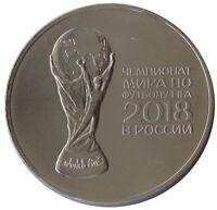 Russland 3 Rubel 1 Oz Silber Fifa Fussball WM 2018