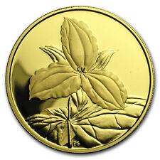 2003 Canada Gold $350 Pure White Trillium Proof (No Box & COA) - SKU #150106