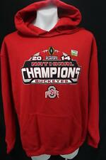 NWT OHIO STATE BUCKEYES 2014 NCAA Football Champions Hoodie SWEATSHIRT XL