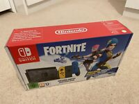 Nintendo Switch Fortnite Edition ✅ NEW ✅ DPD NEXT DAY 🚚 - TRUSTED SELLER 180+ ✅