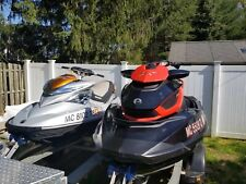 Sea-Doo JetSkis, RXT-X AS 260/2011, RXP-X 255/200/ with 2011 Triton Trailer