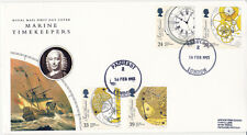 1993 Marine Timekeepers - RM - Paquebot, London CDS