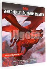 Dungeons & Dragons SCHERMO DEL DUNGEON MASTER QUINTA EDIZIONE 5^ 5e D&D NUOVO
