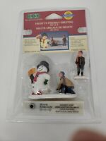 Lemax Christmas Village Accessory Frostys Friendly Greeting #04511