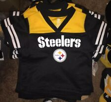 a24aef2af New W tags NFL Pittsburgh Steelers Jersey Shirt. 2T 3T 4T Sizes