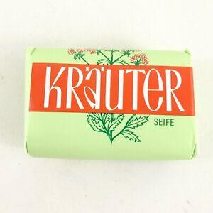 Kräuter Seife Vintage Dalli Werke 100 g