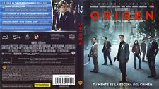 Origen (Inception) Blu-ray