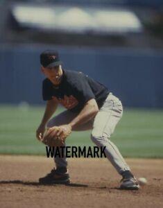 Cal Ripken Jr. Balt Orioles HOF RARE DONRUSS Slide/Negative for Photo/Photograph