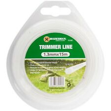 Heavy Duty Strimmer Line 1.3MM x 15M