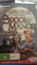 Mortimer Beckett and the Secrets of Spooky Manor PC GAME - FREE POST