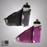 Unisex Branded Karrimor Sports X Lite Running Accessories Belt And 500 Ml Bottle