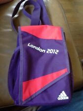London 2012 Olympic Games Maker Satchel Bag, Adidas, Purple,