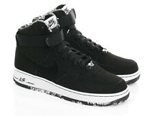 2015 Nike Air Force 1 High '07 SZ 8 Black White Be True AF1 PRM QS 315121-031