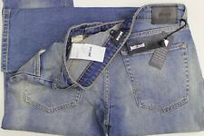 Just Cavalli stretch slim fit blue jeans size 33  (Fits better on W35 L34)
