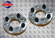 "1"" Ezgo Club Car Yamaha Golf Cart 4x4 Aluminum Wheel Spacers Set Of 2"