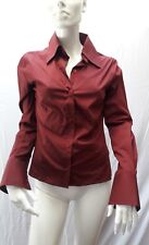 Dept Red Fitted Shirt     S   BNWT