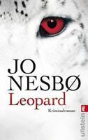 Leopard von Jo Nesbo (2011, Taschenbuch)