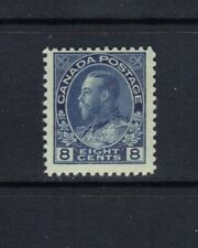 CANADA - 1922 - 8 CENT KING GEORGE V ADMIRAL  - SCOTT 115 - MNH