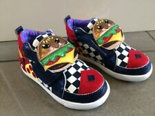 Irregular Choice Burgers Ahoy (A) Kids Girls Trainers Shoes
