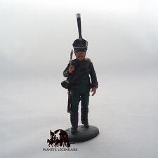 Figurine Collection Del Prado Carabinier Régiment de Chasseurs Russie 1812