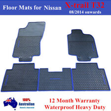 Heavy duty Floor Mats Tailored for Nissan X-trail T32 Xtrail 2014 onwards 2018