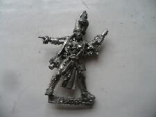 Warhammer Citadel 90s casa Orlock de Escher líder boltgun + laspistol fuera de imprenta