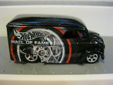 Hot Wheels Mint Black Loose Dairy Delivery 5sp from Hall Of Fame Set Grey Base