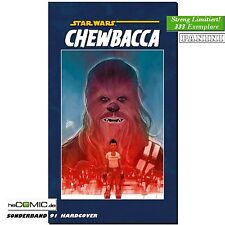 Star Wars Sonderband 91 CHEWBACCA HC LIMITIERT 333 Ex PANINI COMIC Story 1 5 NEU