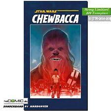 Star Wars banda especial 91 Chewbacca HC limitado 333 ex Panini Cómics Story 1 5 nuevo