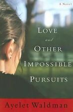 Love and Other Impossible Pursuits (Random House Large Print)-ExLibrary