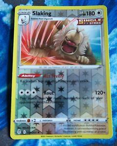 131/203 Slaking RARE REVERSE | Pokemon Trading Card Game TCG | Evolving Skies