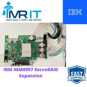 IBM 46M0997 ServeRAID Expansion Adapter 16-Port SAS Expander W/ USB Riser Card