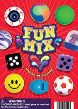 Vending Machine $0.25/$0.50 Capsule Toys - Fun Mix Assorted Capsule Toys