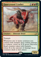 Quartzwood Crasher x4 Magic the Gathering 4x Ikoria mtg card lot