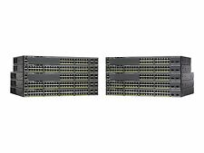 Catalyst 2960-x 48 GigE Cisco Ws-c2960x-48lps-l