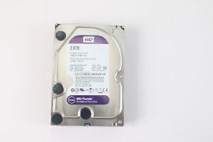 Western Digital WD20PURX-64PFUY0 Surveillance Hard Drive 2.0TB