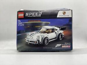 Lego 75895 Speed Champions 1974 Porsche 911 Turbo 3.0 Building Race Sports Car