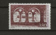 ABBAYE DE THORONET  VAR  YT 3020           NEUF       1996