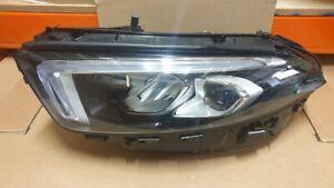 Mercedes A CLASS A177 UK Spec RHD Headlamp Headlight FULL LED Left A1779064903