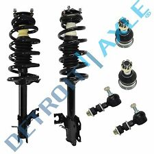 for 2002-2006 Nissan Sentra 1.8L Front Struts Sway Bar Link Lower Ball Joint Set