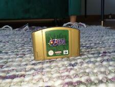 The Legend of Zelda : Majora's Mask Nintendo N64 Cartridge PAL VGC
