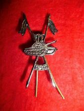 71st Armoured Tank Regiment Cap Badge - Indian Army, Cavalry