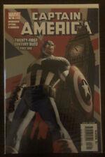 Captain America volume 5 #18 NM 9.4 MARVEL COMICS TWENTY-FIRST CENTURY BLITZ